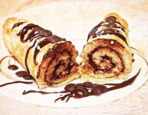 Auch beim Frühstück musst Du nicht auf Süßes verzichten, denn mit dieser leckeren Protein Biskuitrolle schlägst Du gleich 2 Fliegen mit einer Klappe - www.mybodyartist.de