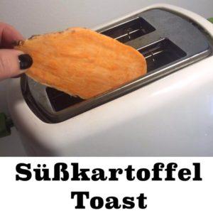 Für alle, die sich glutenfrei ernähren wollen, aber trotzdem nicht auf Brot verzichten wollen, habe ich heute mal etwas ganz Besonderes: Süßkartoffel Toast!