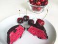 Schnell, lecker und gesund. Für dieses Low Carb Mon Cherie Eiskonfekt brauchst Du nur 4 Zutaten und beim Abnehmen hilft es Dir auch noch. www.mybodyartist.de