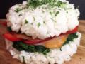 Sushi Burger zum Selber machen - glutenfrei und ohne Zucker. Das Rezept findest Du auf www.mybodyartist.de!