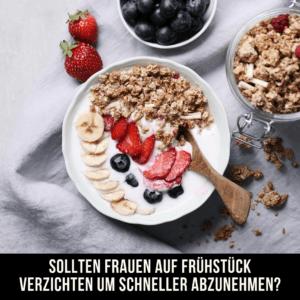 In diesem Artikel erfährst Du, ob es Sinn machen könnte auf das Frühstück zu verzichten, wenn Du schneller abnehmen willst. www.mybodyartist.de