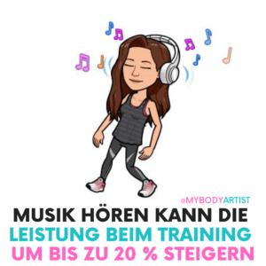 In diesem Artikel erwarten Dich die besten Songs zum Trainieren bist und hilfreiche Tipps mit denen Du Deine Leistung im Training um bis zu 20 % steigerst
